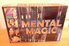 Mental Magic Zauberkoffer Zauberset Zaubern m. Kraft d. Gedanken KOSMOS Kinder