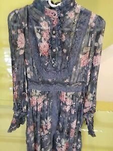 Zimmermann Unbridled  Dress