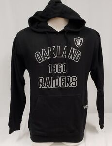 Brand New Men's Mitchell and Ness NFL Oakland Raiders Pullover Sweater