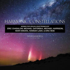 Eric Chasalow : Harmonic Constellations: Works for Violin and Electronics CD