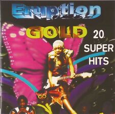 CD-ERUZIONE-ORO - 20 Super Hits - #a1172 - RAR