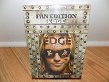 WWE: Edge - A Decade of Decadence (DVD 3-Disc Set Ultimate Fan Edition) NEW!