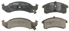 2 Complete NEW Bosch Brake Pad Sets for 1991-1993 Camaro LeSabre Firebird -FRONT