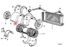Genuine BMW E23 Sedan Heater Blower Housing OEM 64111365200