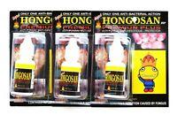 HONGOSAN Premium Plus Drops Anti-Fungal Anti-Infectious Protector 3 Pack Set