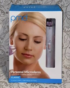 pmd Personal Microderm CLASSIC Clinical Grade Exfoliation BLUSH Pink