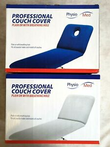 2 x Physio Med Pearl Professional Couch Cover With Breathing Hole