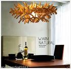 Modern Style Wooden Diameter 60CM Height 45CM Light Lamp Lighting Chandelier