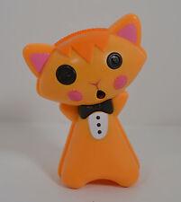 """2011 Orange Cat Kitten Pet 4.25"""" MGA Action Figure Lalaloopsy Harmony B Sharp"""