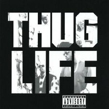 "2PAC THUG LIFE ""THUG LIFE:VOL.1  (RE-RELEASE)""CD NEU"