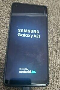 Samsung Galaxy A21 SM-A215U 32GB - Black (Metro PCS)