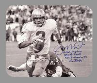 Item#4134 Joe Montana Notre Dame Facsimile Autographed Mouse Pad