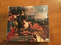 Purcell: Dido and Aeneas (CD, Oct-1994, Harmonia Mundi) New Sealed