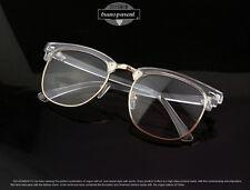Transparent Eyeglasses frames Full Glasses Plain lenses Exquisite Spectacles