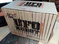 19 Dvd Box Cofanetto UFO ROBOT GOLDRAKE Go Nagai Collection serie completa