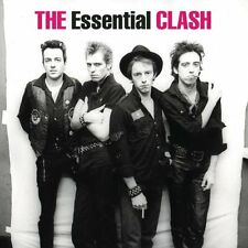 THE CLASH The Essential 2CD BRAND NEW Best Of Greatest Hits Joe Strummer