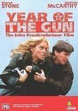 Year Of The Gun DVD 2005 Sharon Stone Andres McCarthy John Frankenheimer