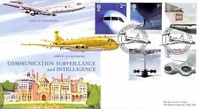 CC75 RARE Bletchley Park RAF VC10  BFPS 2674 2002 Airliners FDC