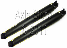 2 New Shocks Rear Pair 4WD Models Only with Warranty Free Shipping D344262