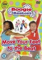 Boogie Beebies - Move Your Feet to the Beat [DVD][Region 2]