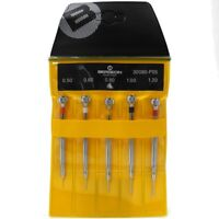 Bergeon 30080-P05 Set Of 5 Watchmakers Screwdrivers Replaces 2868 - HS30080-P05