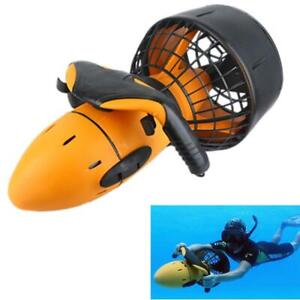 Waterproof Electric 300W Underwater Sea Scooter Dual Speed Propeller Drving Pool