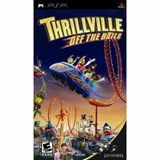 Thrillville: Off The Rails For PSP UMD Strategy 1E