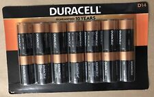 Duracell D Batteries Coppertop 14 Pack (SAME DAY SHIPPING)