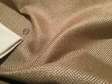 24yd DURALEE Maximus Taupe Basketweave CONTRACT Fabric F0436-29  $2650 Retail