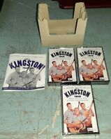 READERS DIGEST Cassette Tapes Lot of 3 THE KINGSTON TRIO Factory Sealed