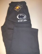 PENN STATE NITTANY LIONS SWEATPANTS MENS SIZE 2XL - GRAY - NWT