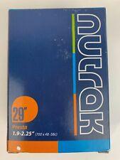 """Nutrak Inner Tube 29 x 1.9/2.25"""" 48mm Presta Valve"""