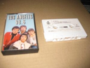 LOS ANGELES SPANISH CASSETTE 98.6