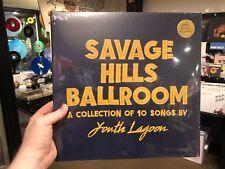 "Youth Lagoon ""Savage Hills Ballroom"" GOLD LP (year of hibernation)"
