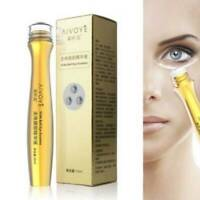 24K Gold Remove Dark Circles Anti Wrinkle Eye Cream Skin Care Eye Serum Essence