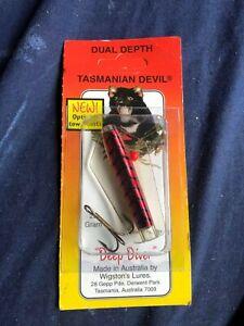 5 Lure Multi Variety Pack Deal Tasmanian Devil Fishing Lure 20g Duel Depth