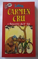 Carmen Cru T. 1 : Rencontre du 3ème âge - Binet - J'ai Lu BD