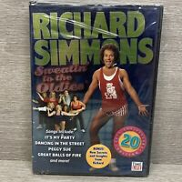 Richard Simmons - Sweatin' to the Oldies (DVD, 2008) Brand New Sealed Time Life