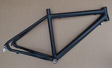 MARCELLO Rennrad Rahmen Strada RH 45 cm in Aluminium schwarz IS NR777