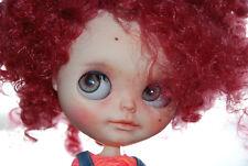 Blythe custom Doll OOAK Puppe Azone Body Funny by Hendrix