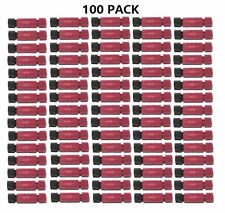 100 piezas Posi-Tap PTA-1800M 18 AWG PTA1800 Rojo//Negro Posi-Tap Mini EX-135R, #642