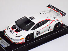 1/18 Looksmart MR Lamborghini Huracan LP 620-2 Super Trofeo