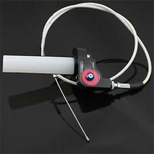 22mm handlebars throttle grip + cable For KAYO Apollo Bosuer Dirt Pit Bike parts