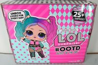 LOL Surprise #OOTD Outfit of the Day with Limited Edition Doll 25+ Surprises New