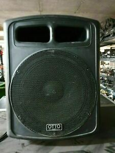 """6 x OTTO 15"""" Powered Sub Woofers - Built In Crossover"""