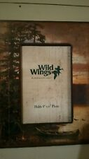 Wild Wings Rustic Lodge Picture Frame