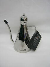 New Masterclass Stainless Steel Olive Oil Drizzler Can 250ml KCMCOIL250