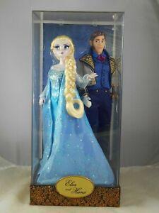 Disney Fairytale Designer Collection Frozen ELSA HANS LE 3102/6000 Doll