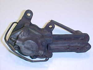 Ferrari Rear Brake Caliper_Right Side_Jaguar