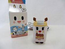 "ALMONDINA Almond Milk w/ Palette Cat MOOFIA Series 2 Tokidoki 2.5"" Vinyl Figure"
